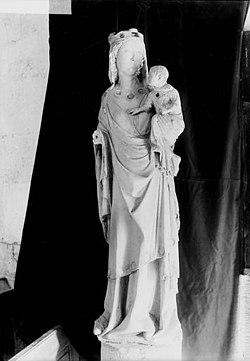 Eglise - Villeneuve-en-Chèvrie (La) - Médiathèque de l'architecture et du patrimoine - APMH00026541.jpg
