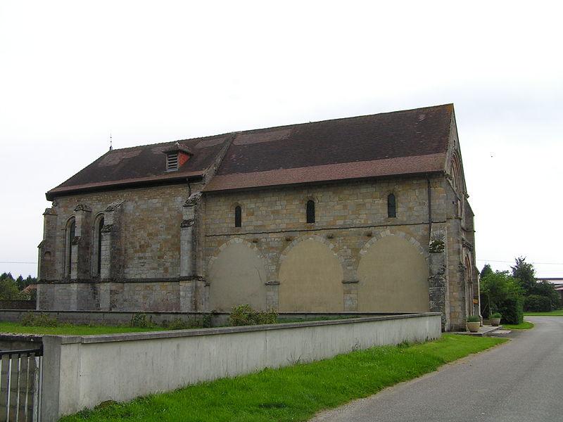 Église de l'Assomption d'Ambrières (Classé)