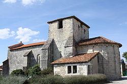 Eglise Saint-Antoine de La Genétouze charente maritime -17- photo 1.JPG