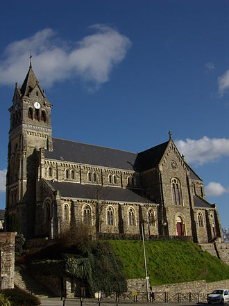 Betton, Ille-et-Vilaine - Saint Martin church