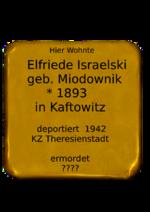 Elfriede Israelski