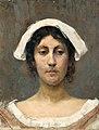 Elin Danielson-Gambogi Girl in white bonnet.jpg