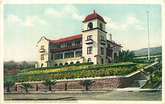 Elizabeth Bard Memorial Hospital - Bard Hospital, c. 1910