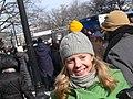 Elizabeth in front of silver gate (3223402328).jpg
