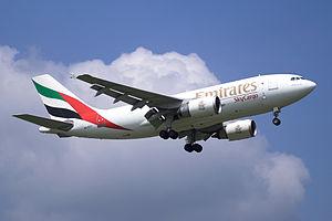 Emirates SkyCargo - A former Emirates SkyCargo Airbus A310-300F