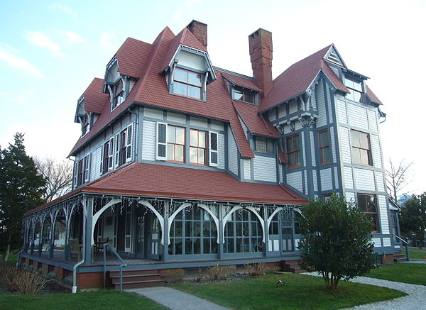 Historic House Museums In New Jersey