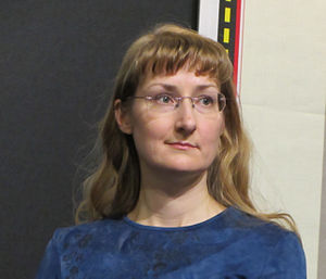 Emmi Itäranta cover