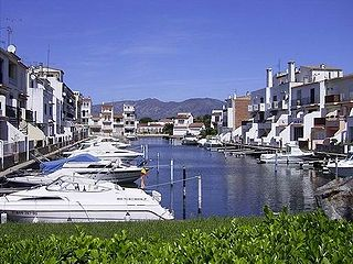 Empuriabrava,  Catalonia, Spain