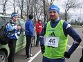 Endine poliitik ja tänane maratoonar Meelis Atonen (Eesti meestest kõige rohkem maratone jooksnu, peaks olema 100 täis).JPG