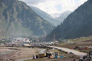 Naran (town) Town in Khyber Pakhtunkhwa, Pakistan