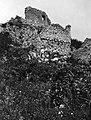 Erdély, Barcarozsnyó 1912, Vár. Fortepan 29768.jpg
