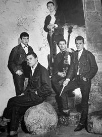 Eric Burdon & the Animals (1964)