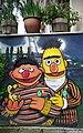 Ernie und Bert als Werder-Bremen-Fans.jpg