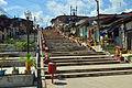 Escalinata en el Barrio de Belén, Iquitos.jpg