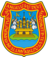 Coat of arms of Puebla de los Angeles, Mexico