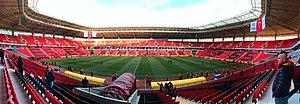 New Eskişehir Stadium - Image: Eskişehirspor Yeni Atatürk Stadyumu