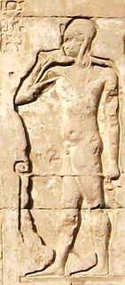 Heka (god) Egyptian deity