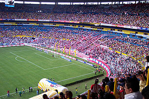 2014–15 Liga MX season - Image: Estadio jalisco
