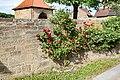 Euerbach, Mauer des alten Friedhofs 20170528 001.jpg