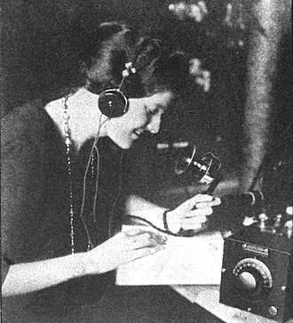 WGI (defunct) - Eunice Randall was an AMRAD engineer who in the summer of 1922 read children's stories on Tuesday and Thursday nights for WGI.