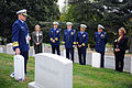 Events at Arlington National Cemetery in Washington Oct. 15, 2012 121015-G-ZX620-014.jpg