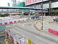 Exhibition Station under construction in June 2015.JPG
