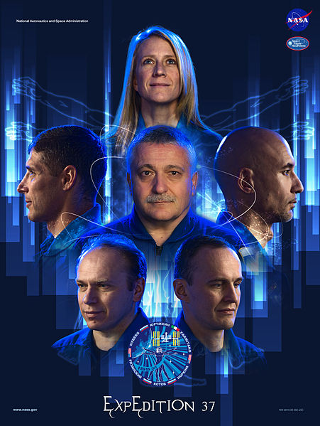 File:Expedition 37 crew poster.jpg