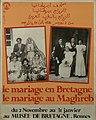 Exposition Le mariage en Bretagne le mariage au Maghreb 1980 Musée de Bretagne 982.76.6.jpg
