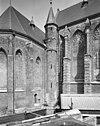 exterieur koor met zijbeuk vanuit het zuid-oosten - geertruidenberg - 20075797 - rce