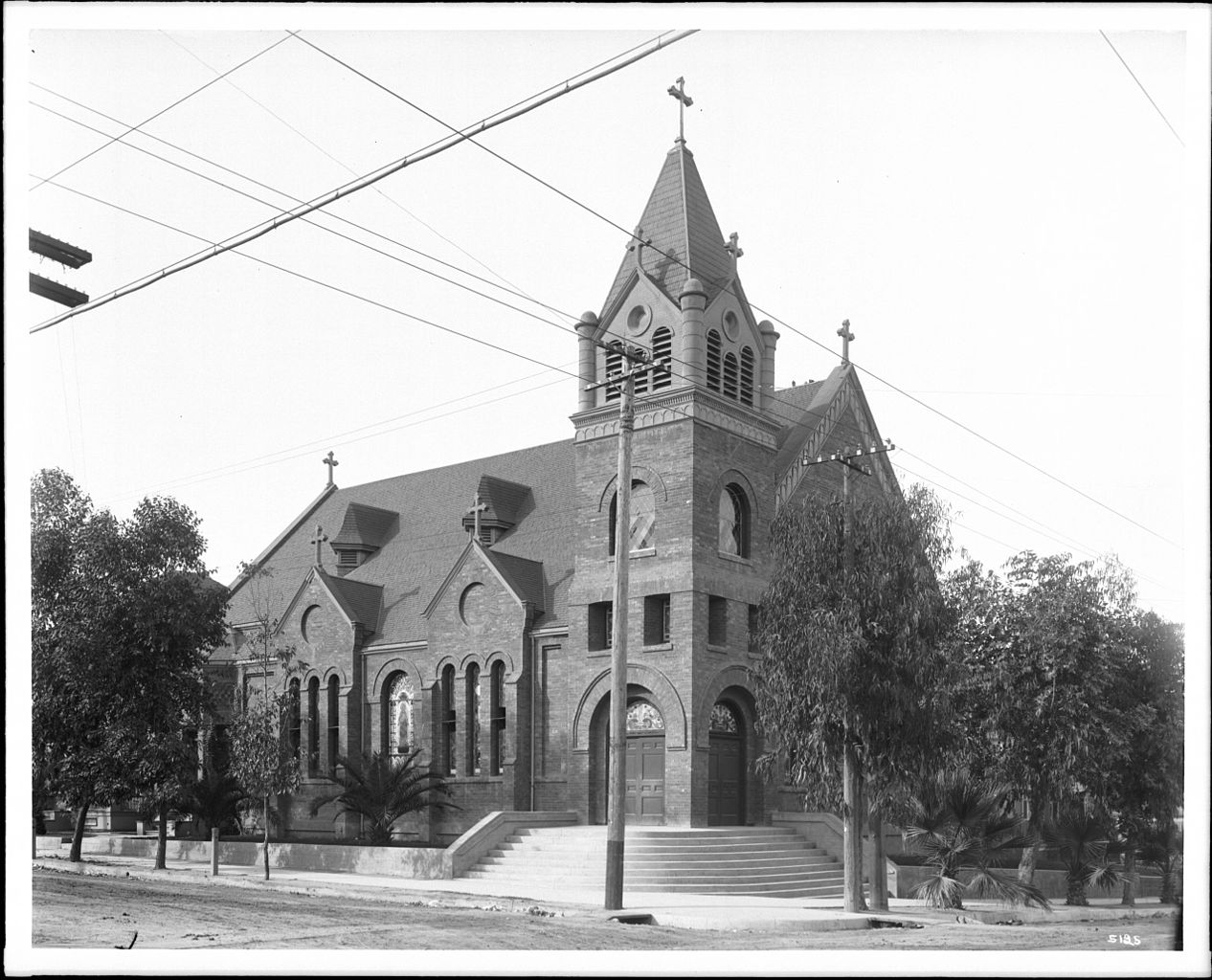 File exterior view of saint mary 39 s church in boyle heights - 600 exterior street bronx ny 10451 ...