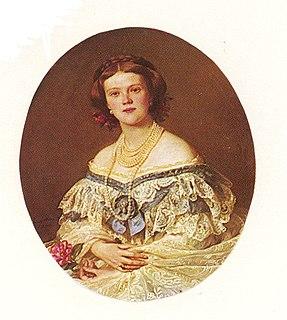 Princess of Nassau-Weilburg