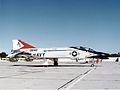 F-4N Phantom II of VF-201 at NAS North Island 1976.jpg