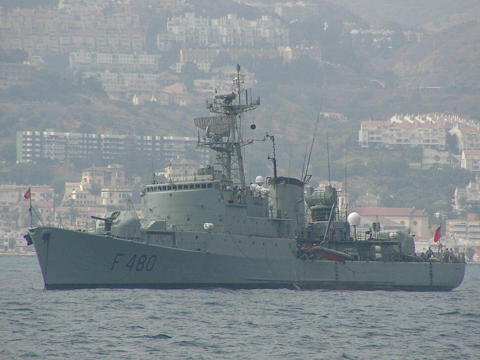 Armada Nacional del Uruguay - Howling Pixel