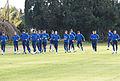 FC Rotor Volgograd on training 2013.jpg
