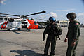 FEMA - 37679 - Coast Guard helicopter pilots in Louisiana.jpg
