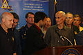 FEMA - 37790 - DHS Secretary at the podium in Louisiana with Governor Jindal.jpg