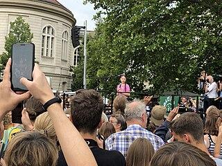 Speeches of Greta Thunberg Wikimedia list article