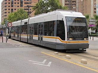 Ferrocarrils de la Generalitat Valenciana - Image: FGV 3806