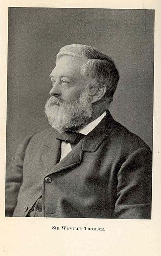 Charles Wyville Thomson - Thomson in 1923