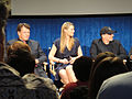 FRINGE On Stage @ the Paley Center - John Noble, Anna Torv, Akiva Goldsman (5741152529).jpg