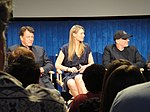 File:FRINGE On Stage @ the Paley Center - John Noble, Anna Torv, Akiva Goldsman (5741152529).jpg