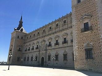 Army Museum of Toledo - The Alcazar
