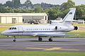 Falcon 900 Exe - RIAT 2008 (2750192698).jpg
