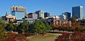 Fallskyline of Columbia SC from Arsenal Hill.jpg