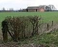 Farm buildings near Gopsall wood - geograph.org.uk - 739630.jpg