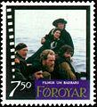 Faroe stamp 316 film barbara 3.jpg