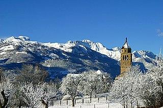 Faucon-de-Barcelonnette Commune in Provence-Alpes-Côte dAzur, France