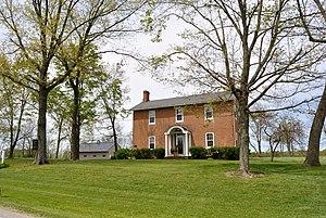 Scioto Township, Delaware County, Ohio - Felkner-Anderson House