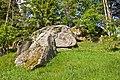 Felsgruppe Elefantenherde in Schlag (Litschau) 2014-05 02 NÖ-Naturdenkmal GD-072.jpg