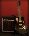 Fender Jaguar Special HH & Vox amp.jpg
